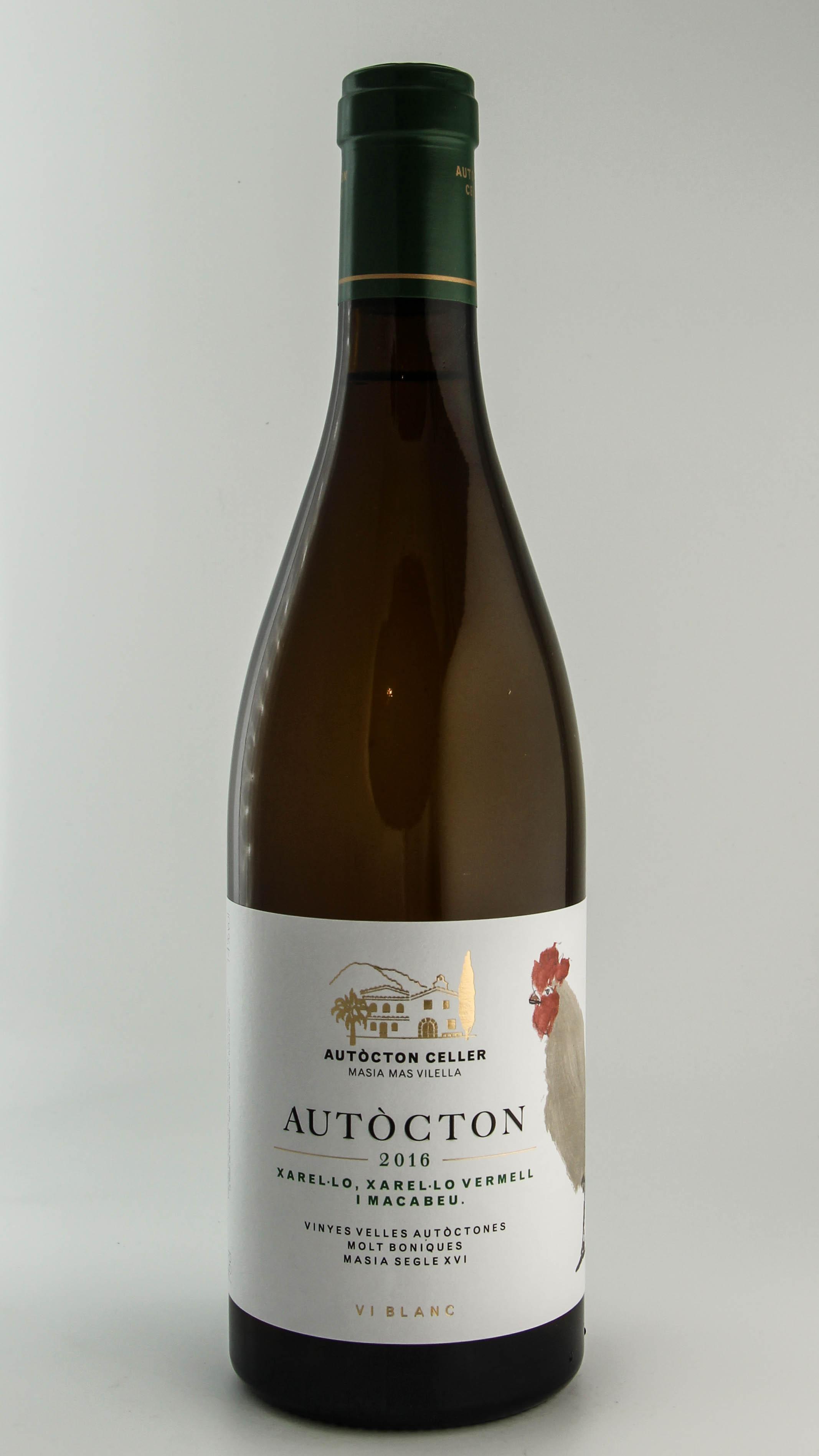 Produktbild Autocton Blanc