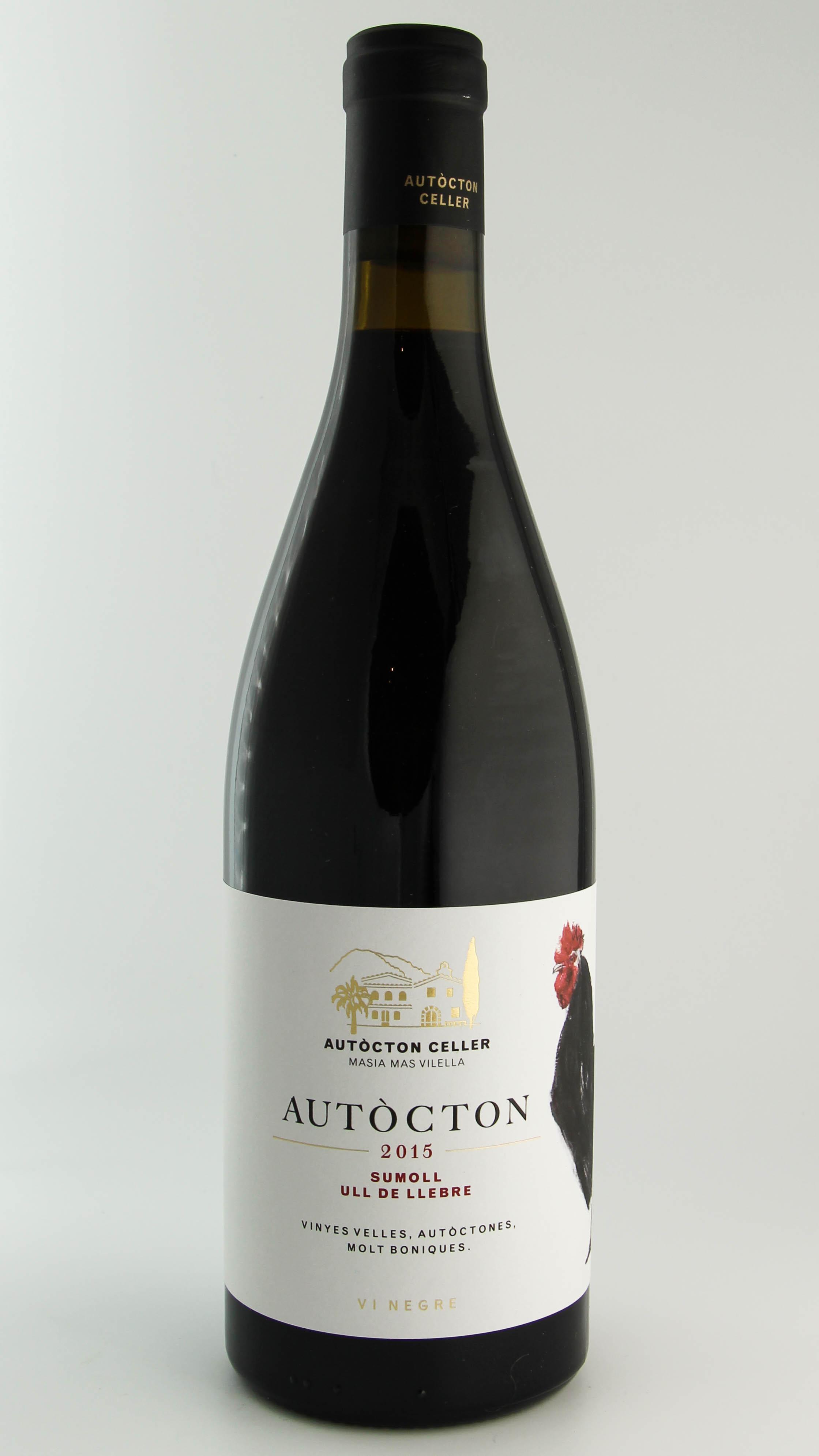 Produktbild Autocton Negre