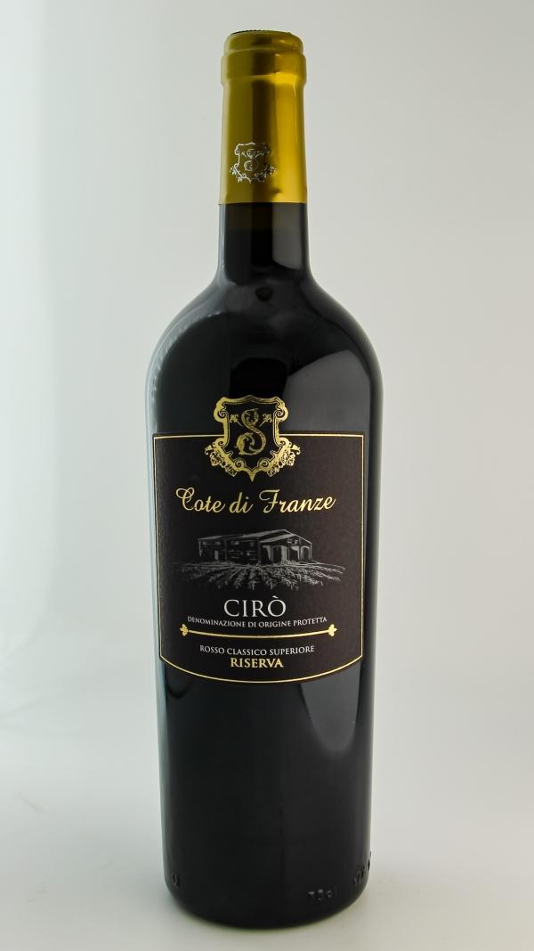 Produktbild Ciro Rosso Riserva