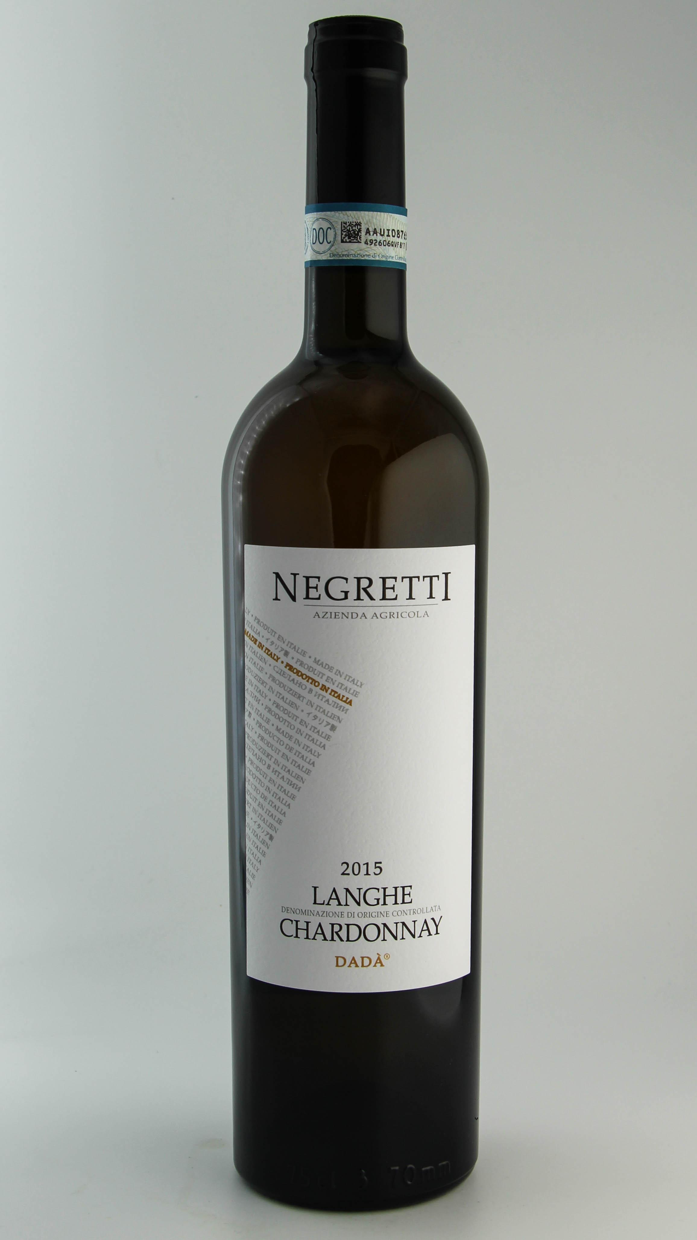 Produktbild Dada Langhe Chardonnay