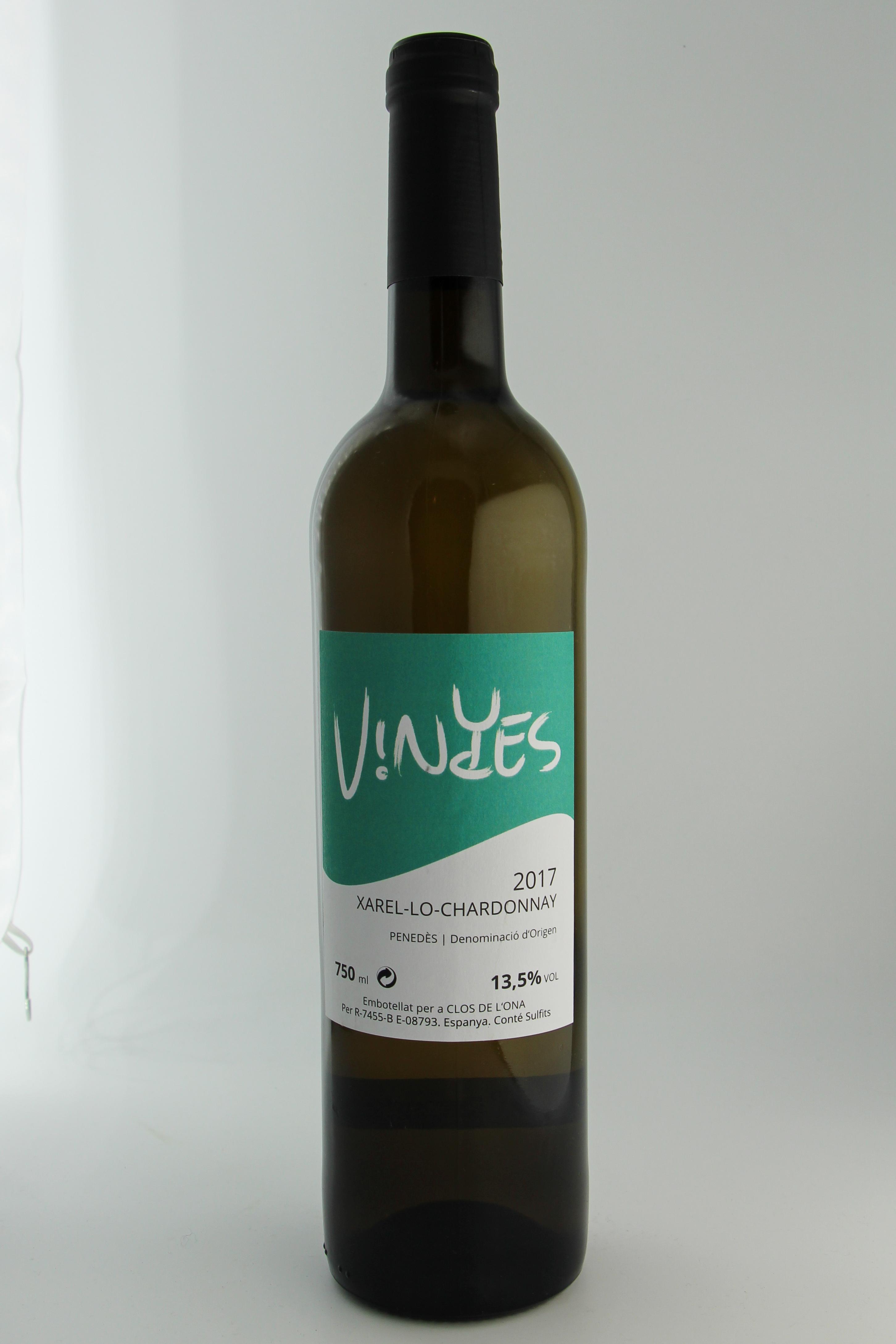 Produktbild Vinyes Blanc