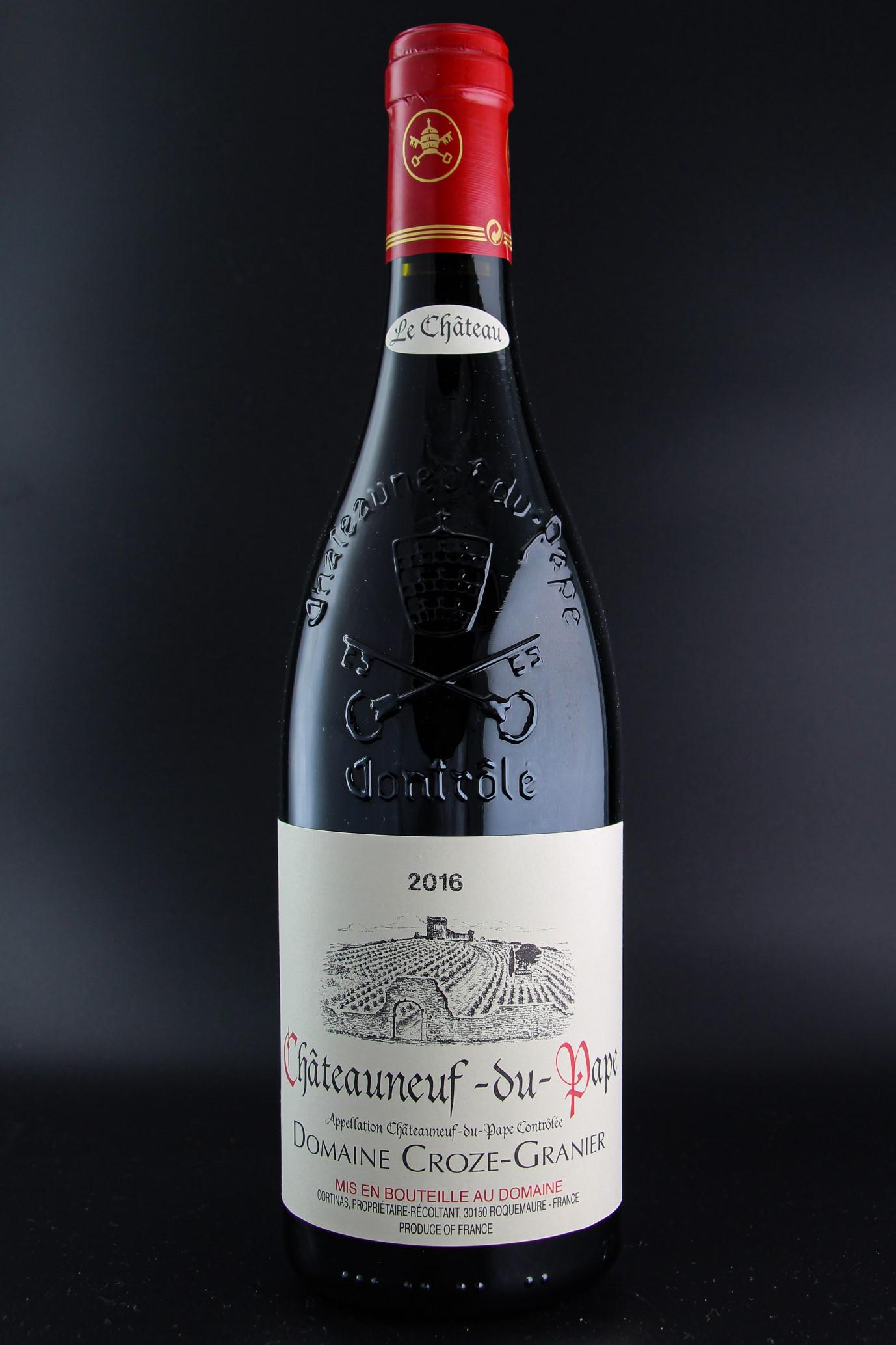 Produktbild Le Chateau Chateauneuf-du-Pape